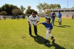 LOS ANGELES DODGERS DREAMFIELD DEDICATION