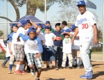 Dodgers Dreamfield at Roy Campanella Park in Compton.